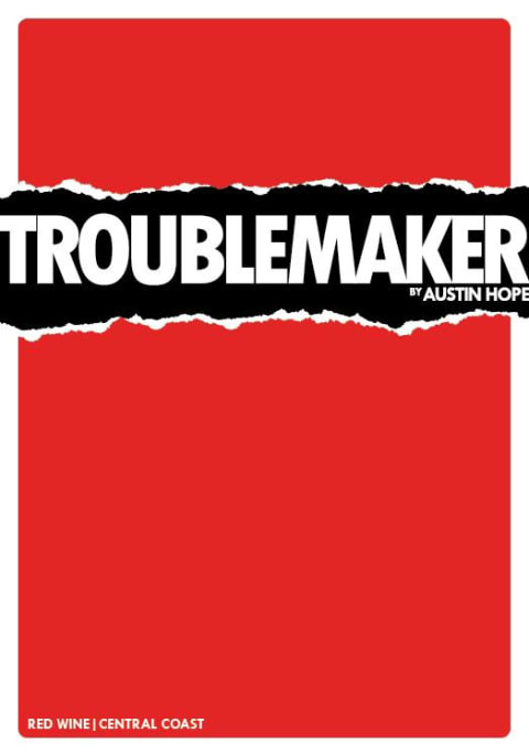 Troublemaker Red